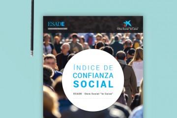 Índice de confianza social ESADE & laCaixa