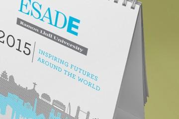 Calendario institucional ESADE 2015