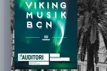 Festival Viking Musik BCN de L'AUDITORI
