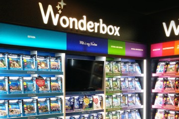 Shop in Shop Wonderbox