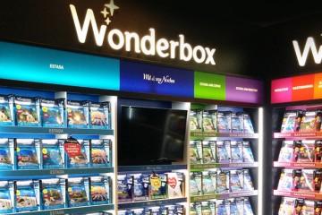 Shop in Shop Wonderbox